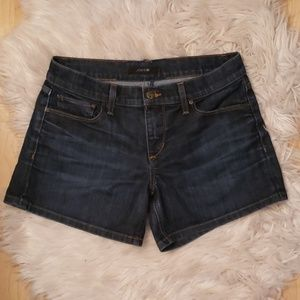 Joes Jeans Dark Wash Denim Shorts